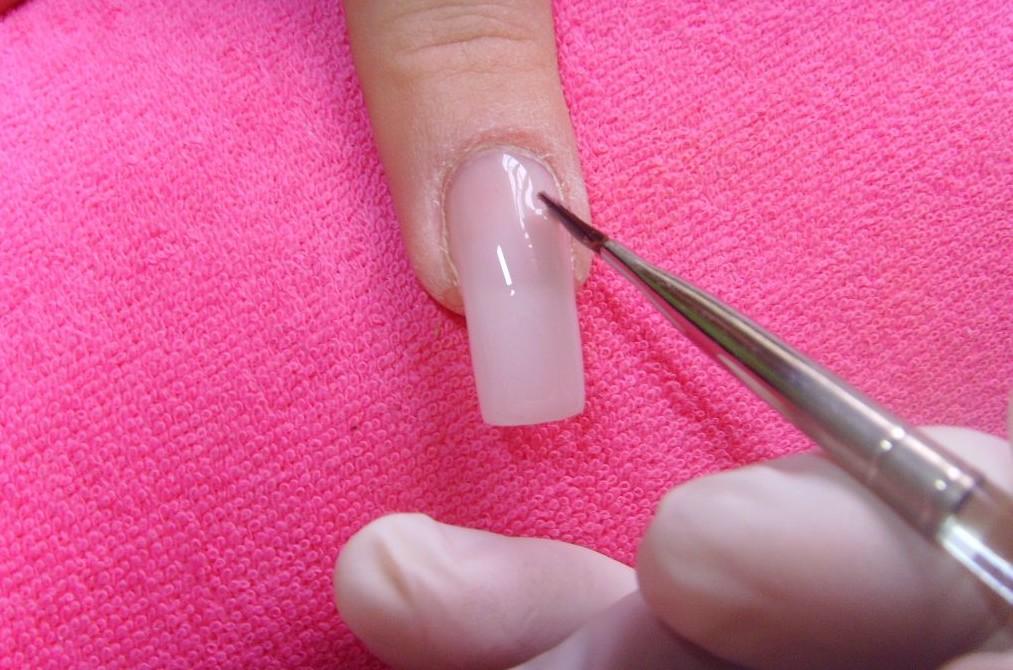 Пошаговая инструкция: как наращивать ногти гелем на формы? пособие в помощь начинающим