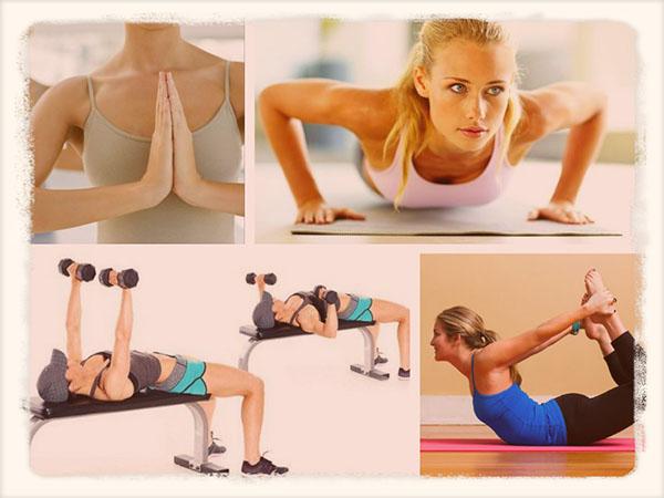 Грудь после родов: как подтянуть, сделать упругой, убрать растяжки. упражнения, массаж, косметические средства