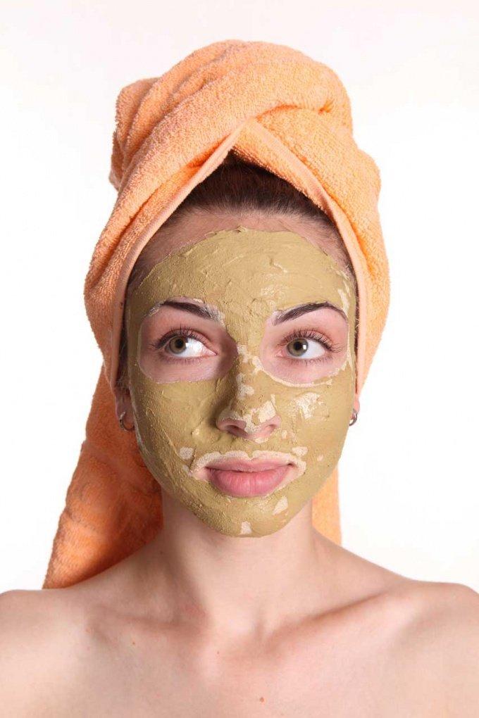 Очищение кожи