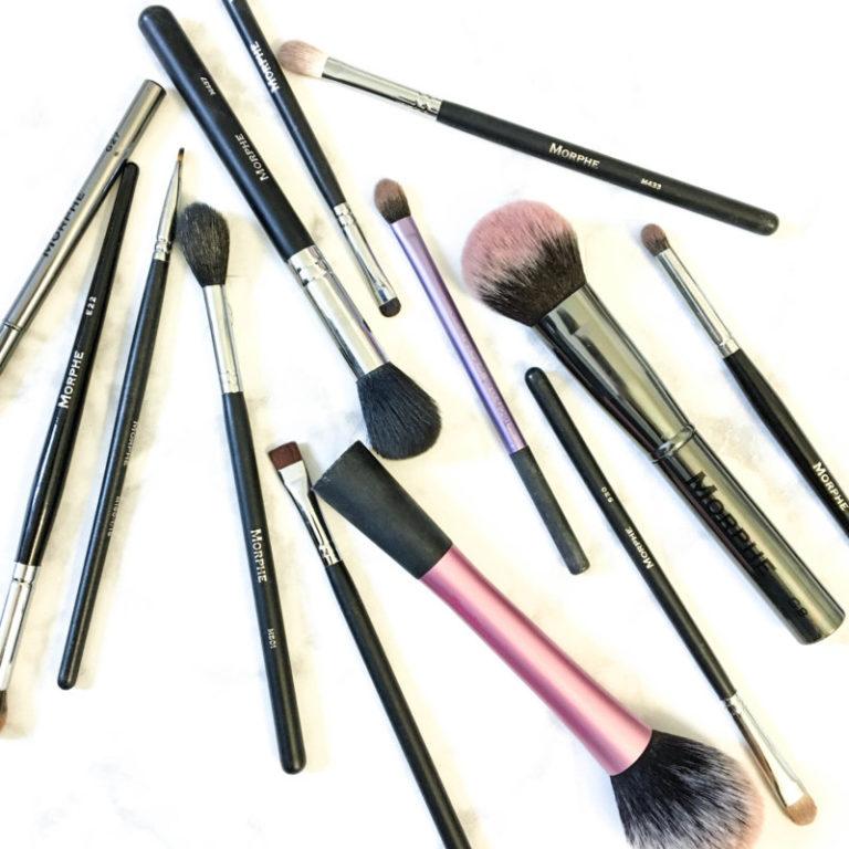 Кисти для макияжа: какая для чего нужна?