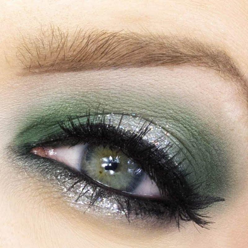 Макияж на выпускной для зеленых глаз