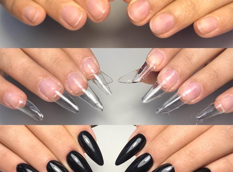 Наращивание ногтей — modnail.ru — красивый маникюр