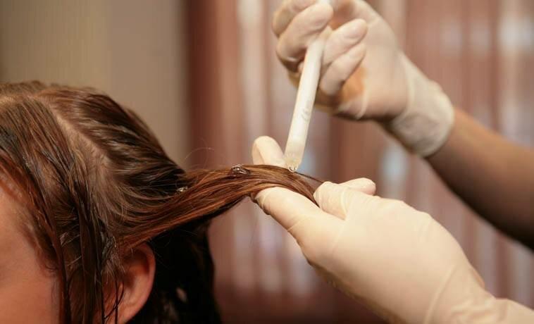 Холодный ботокс для волос — как проводится процедура
