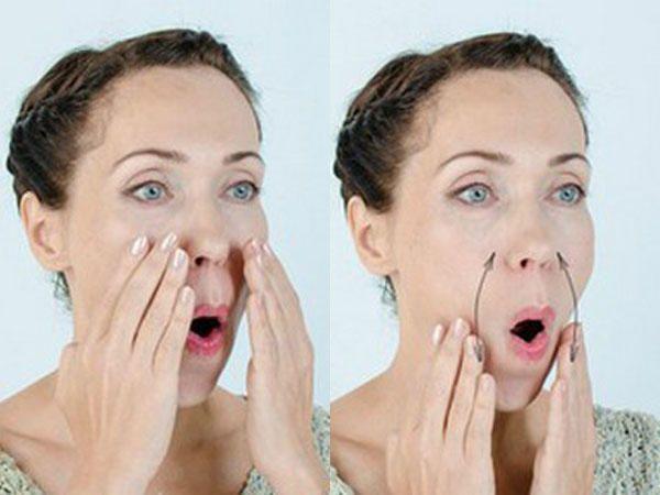 Как можно избавиться от носогубных складок в кабинете косметолога?