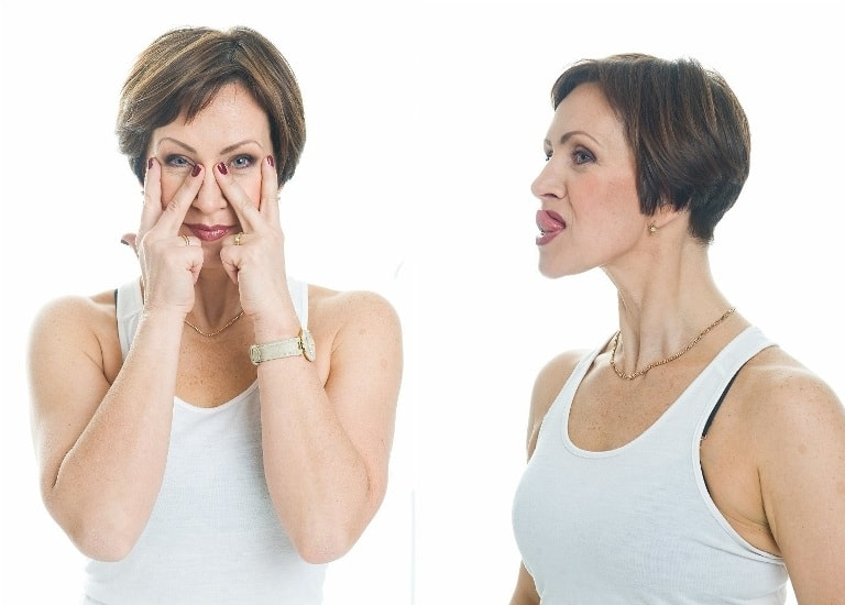 Как подтянуть овал лица: 8 упражнений фейсбилдинга