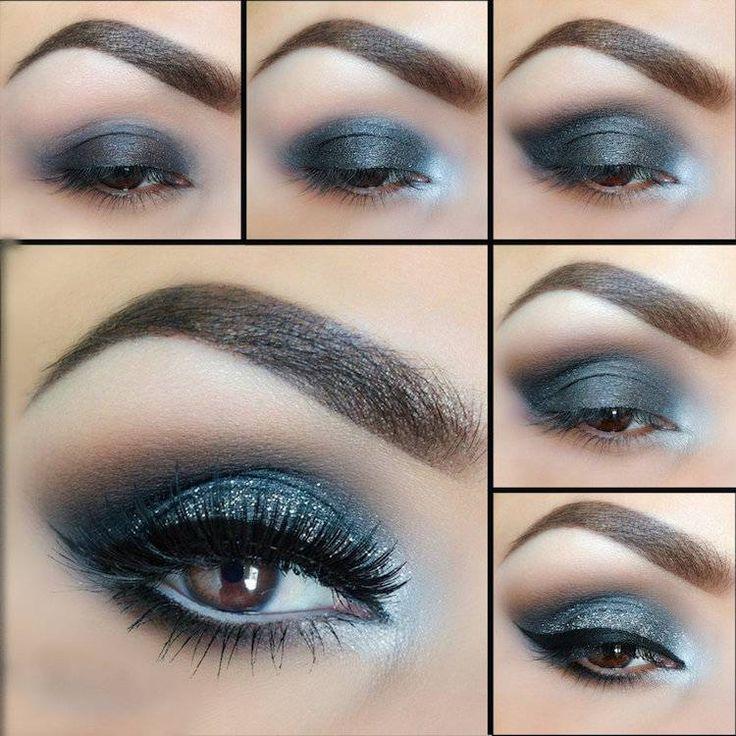 Все нюансы техники макияжа «смоки айс»