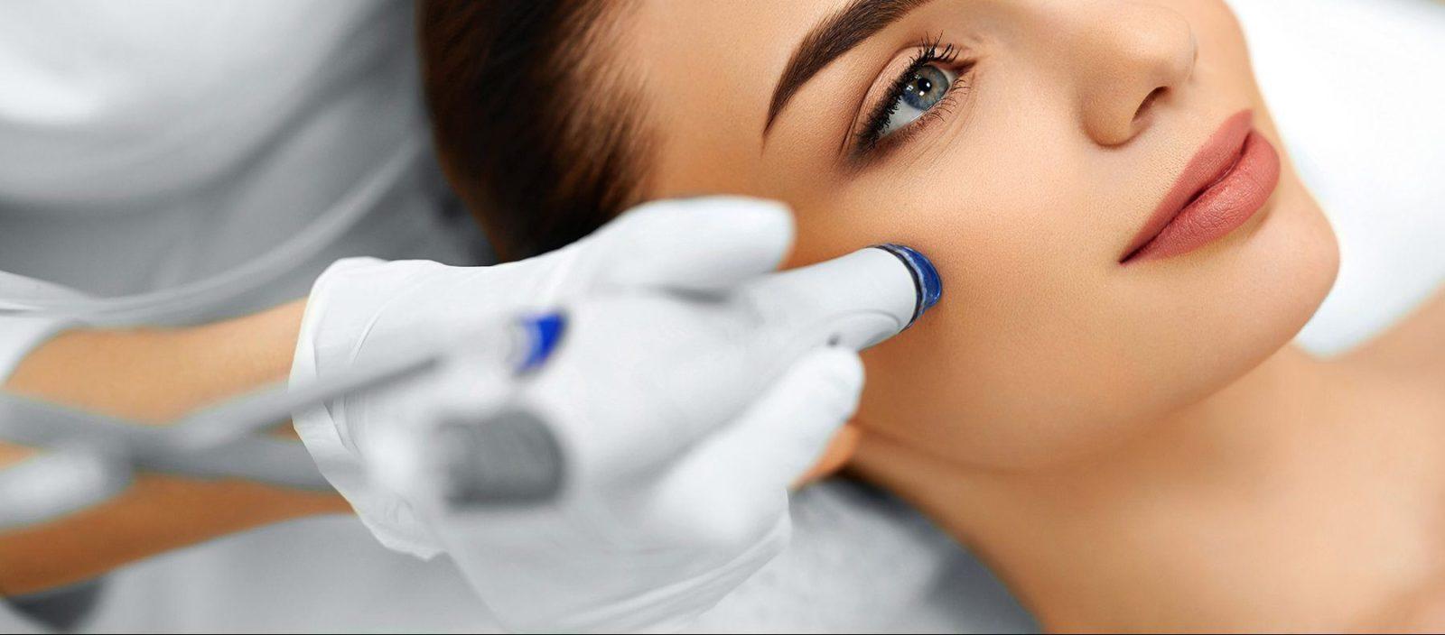 Микродермабразия – эффективное устранение недостатков кожи