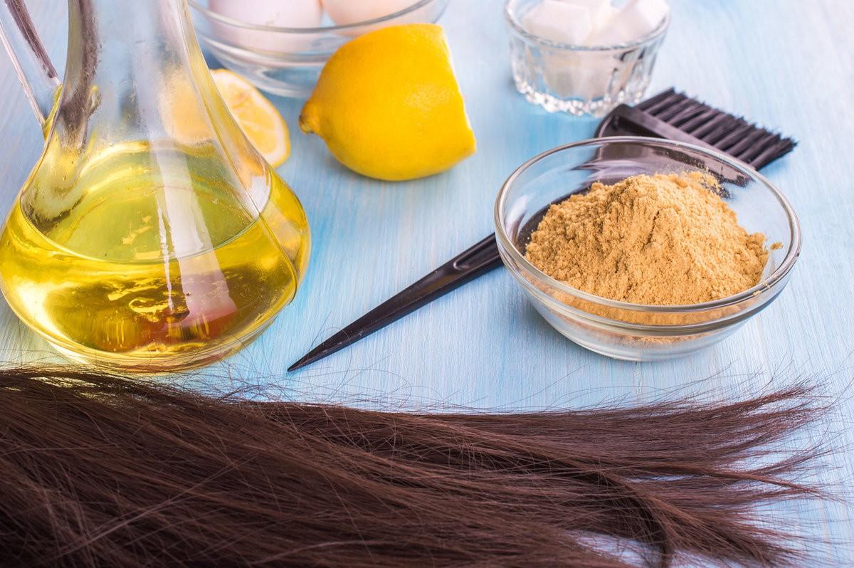 Как избавиться от выпадения волос в домашних условиях народными средствами