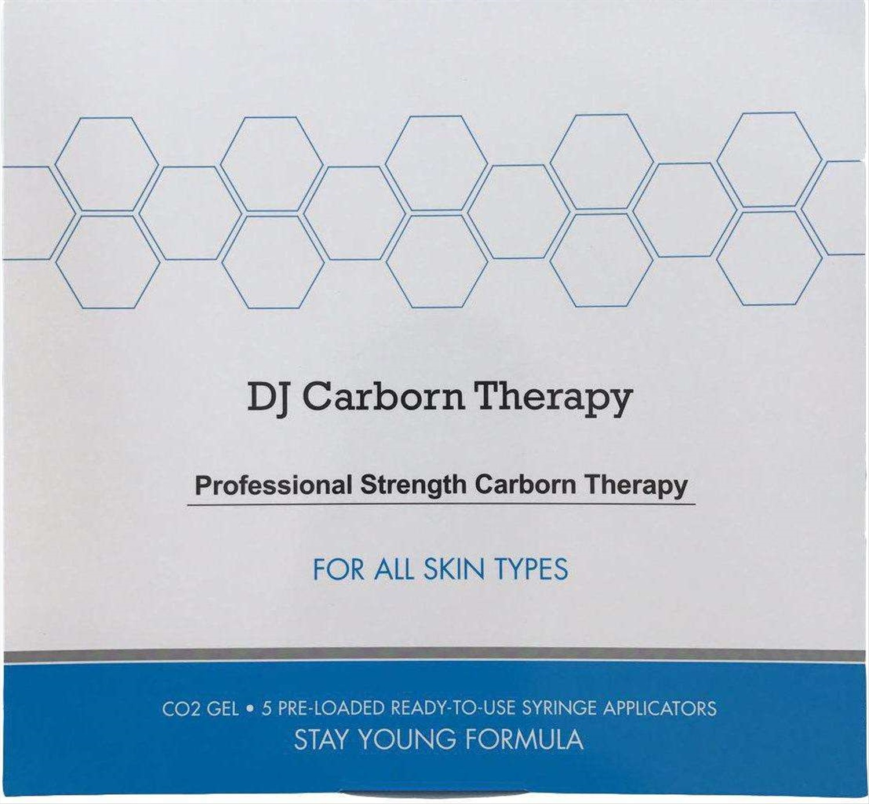 Омоложение лица углекислым газом (карбокситерапия)