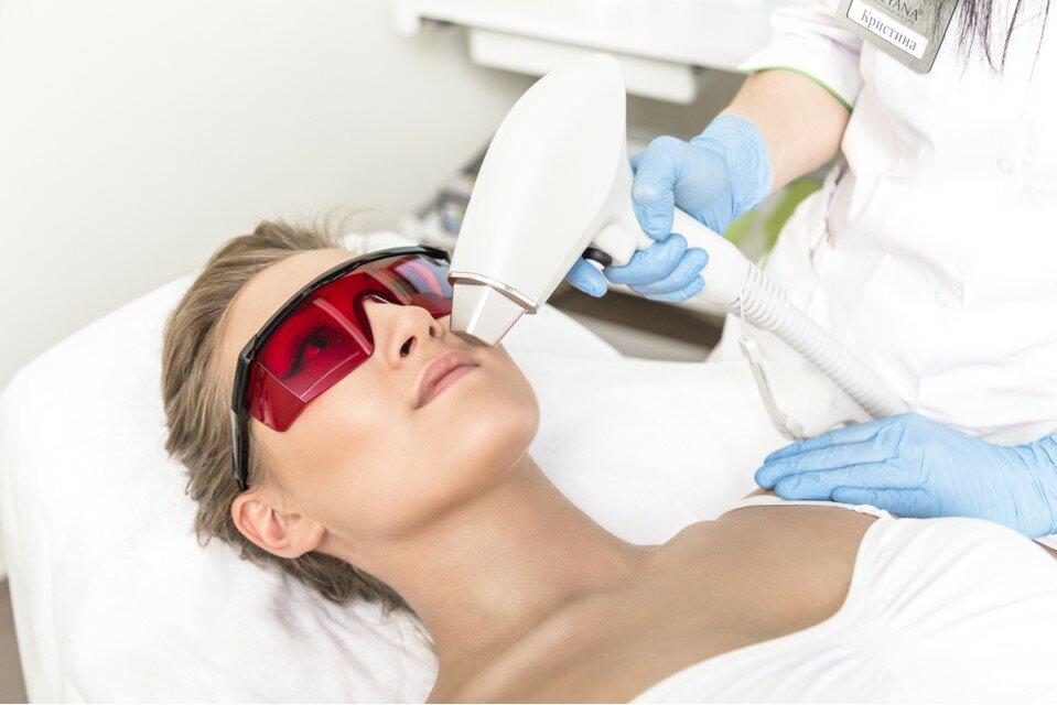 Лазерная эпиляция лица: противопоказания и осложнения, цена, фото