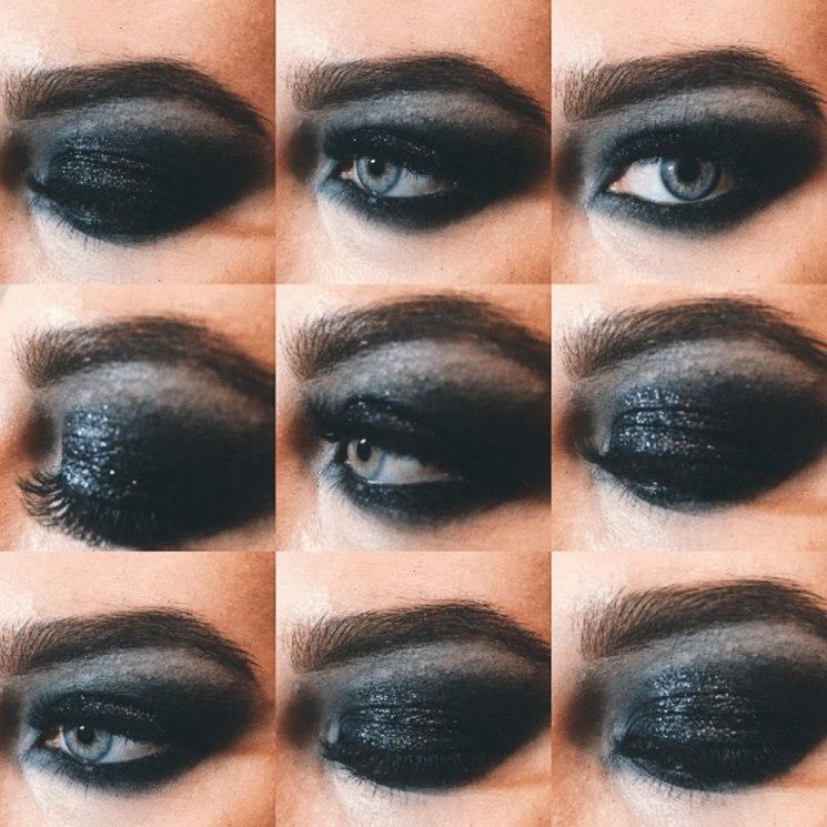 Макияж смоки айс: пошаговая инструкция для карих, зеленых, голубых глаз + 115 фото