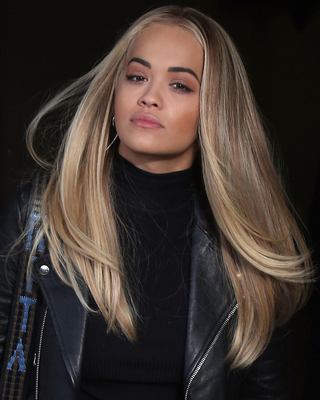 Темный блондин 2020 - модный цвет волос (фото)