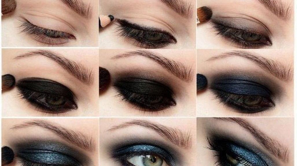 """Как сделать макияж """"смоки айс"""": пошаговая инструкция"""
