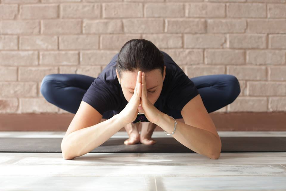 Самые эффективные йога-упражнения для похудения