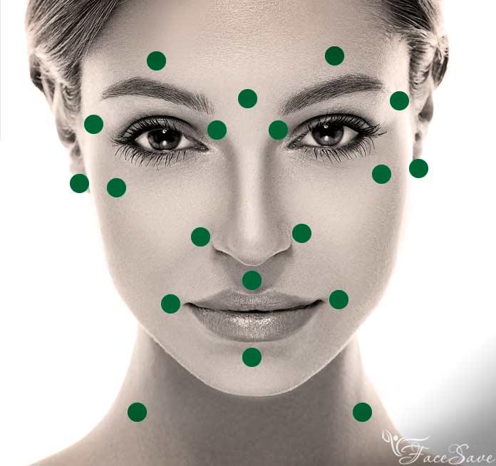 Точечный массаж для омоложения лица: эффективное воздействие на кожу