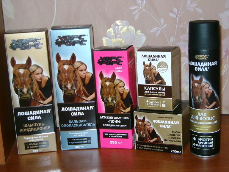 Шампунь «лошадиная сила»: обзор, состав, отзывы