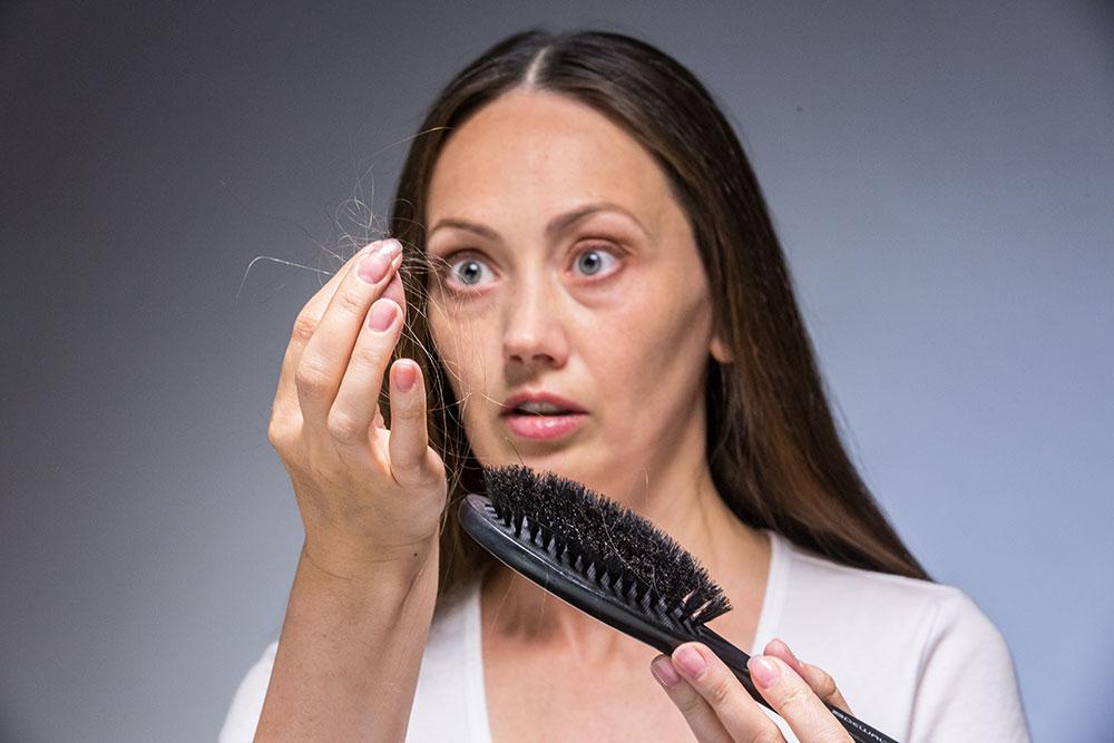 Какая норма выпадения волос в день (сутки) у женщин