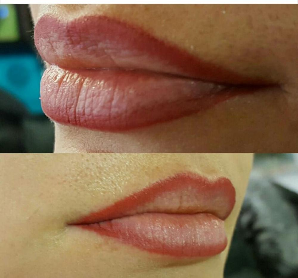 Татуаж губ — все что нужно знать