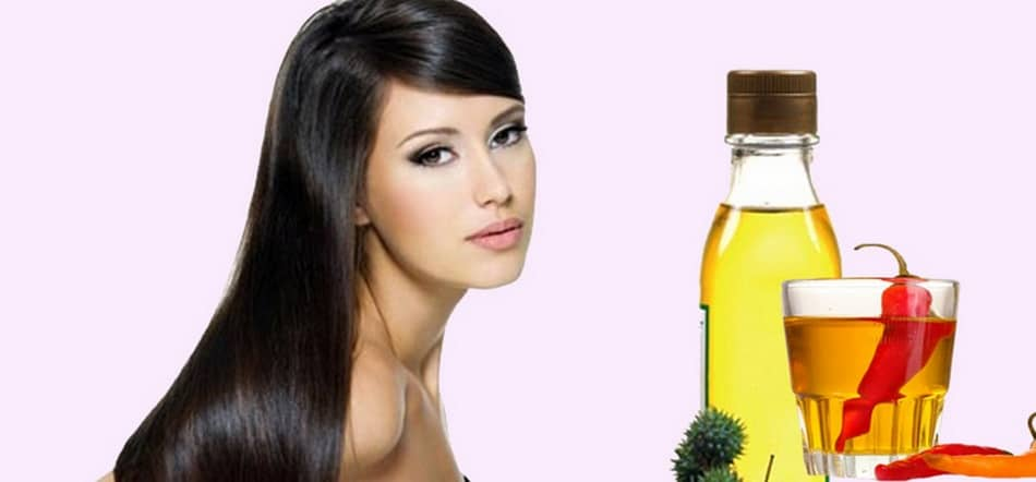 Касторовое и репейное масло для волос – правила использования и лучшие рецепты масок