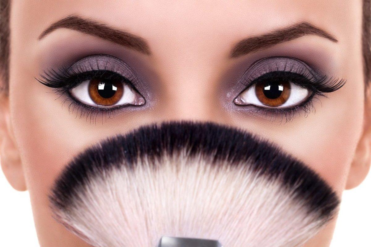 Секреты макияжа для карих глаз: пошаговое описание, фото и видео