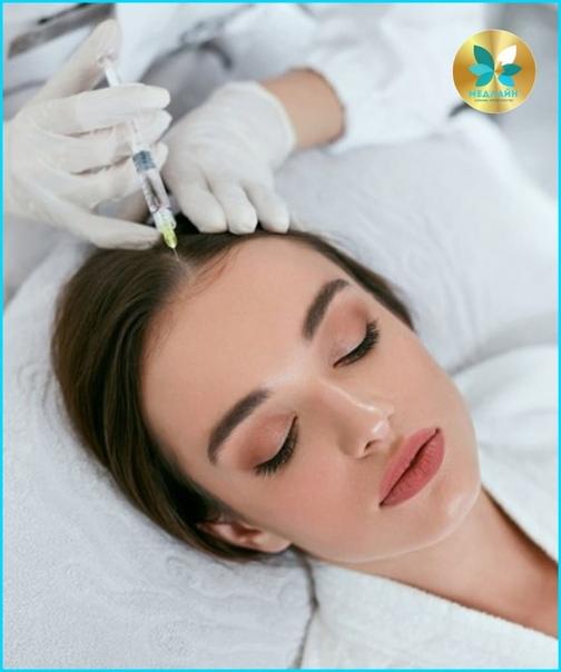 Показания мезотерапии кожи головы принцип действия и эффективность процедуры