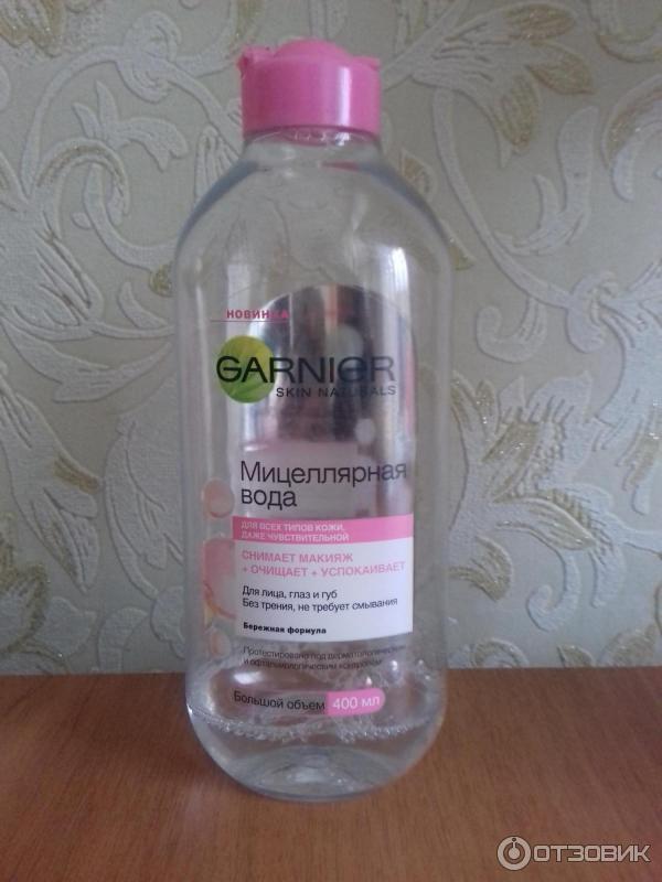 Живительная влага мицеллярной воды