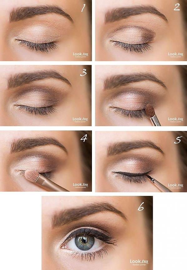 Красивый макияж – основы для начинающих