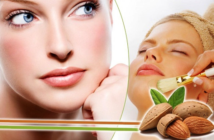 Миндальный пилинг для лица — популярная процедура. как устранить недочеты на коже: советы косметологов и отзывы клиенток