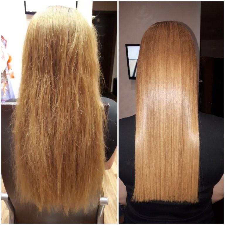 Рекомендации, как правильно мыть голову до и после ботокса для волос
