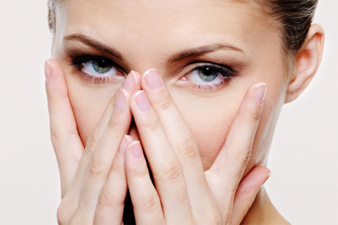 Отек лица: причины и лечение