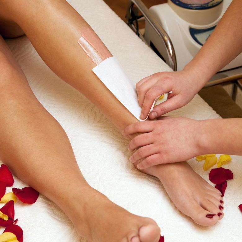 Эпиляция воском в домашних условиях: ноги, глубокое бикини, подмышек, на лице