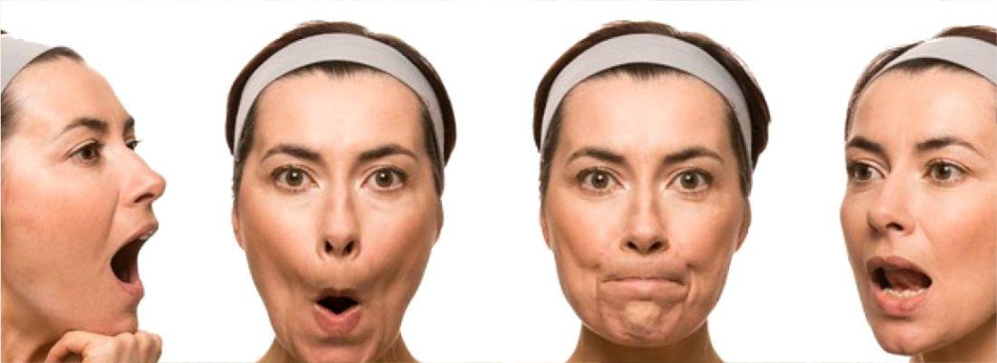 Как убрать щеки и сделать скулы за неделю — упражнения для девушек и мужчин
