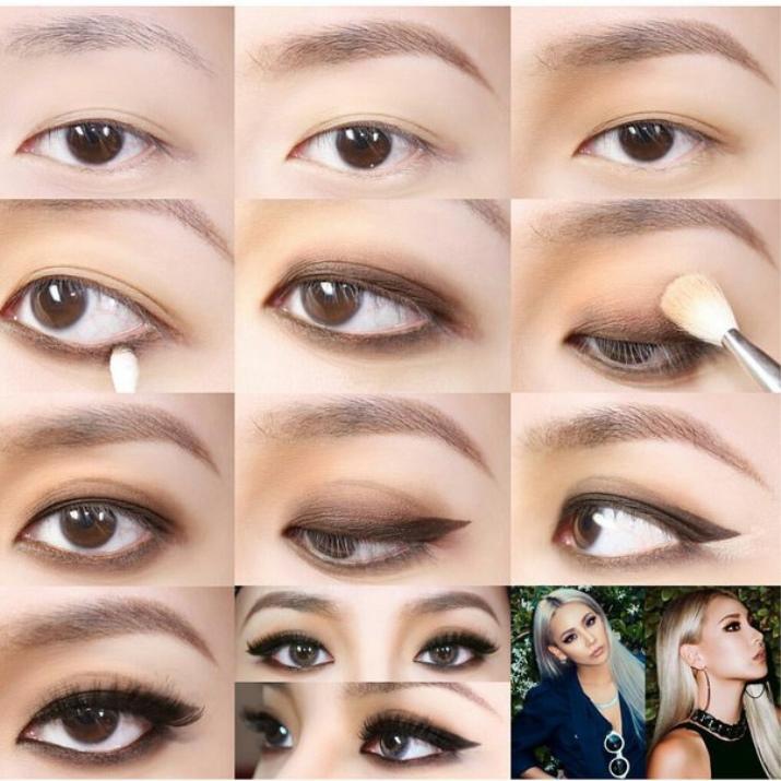 Правила нанесения корейского макияжа: пошаговое руководство, как сделать
