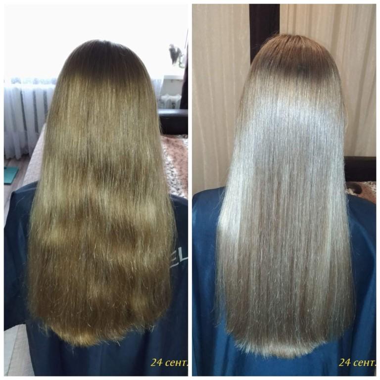 Пошаговая инструкция, как сделать ботокс для волос в домашних условиях