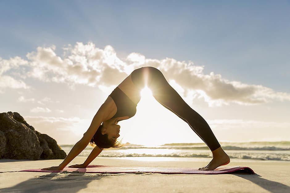 Эффективные упражнения и преимущества йоги для лица. Полезные советы по выполнению упражнений