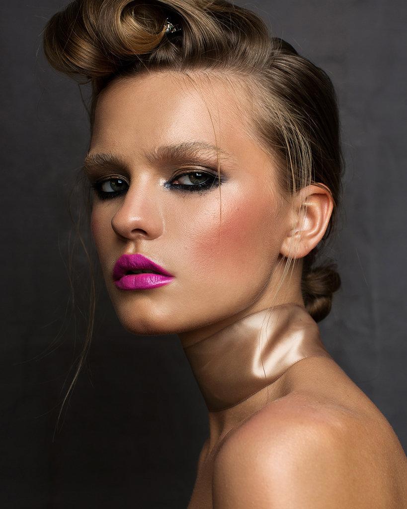 Техника и виды макияжа для фотосессии с фото и видео