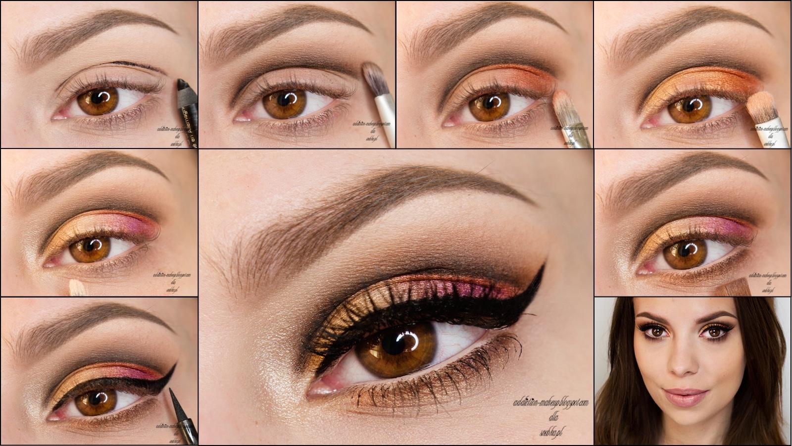 Техника и виды красивого макияжа с фото и видео