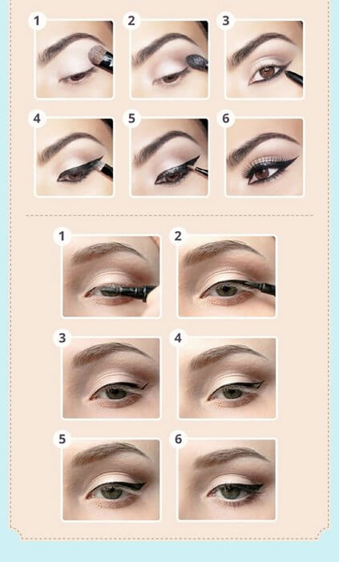 Красивый и легкий макияж на каждый день. как сделать легкий макияж