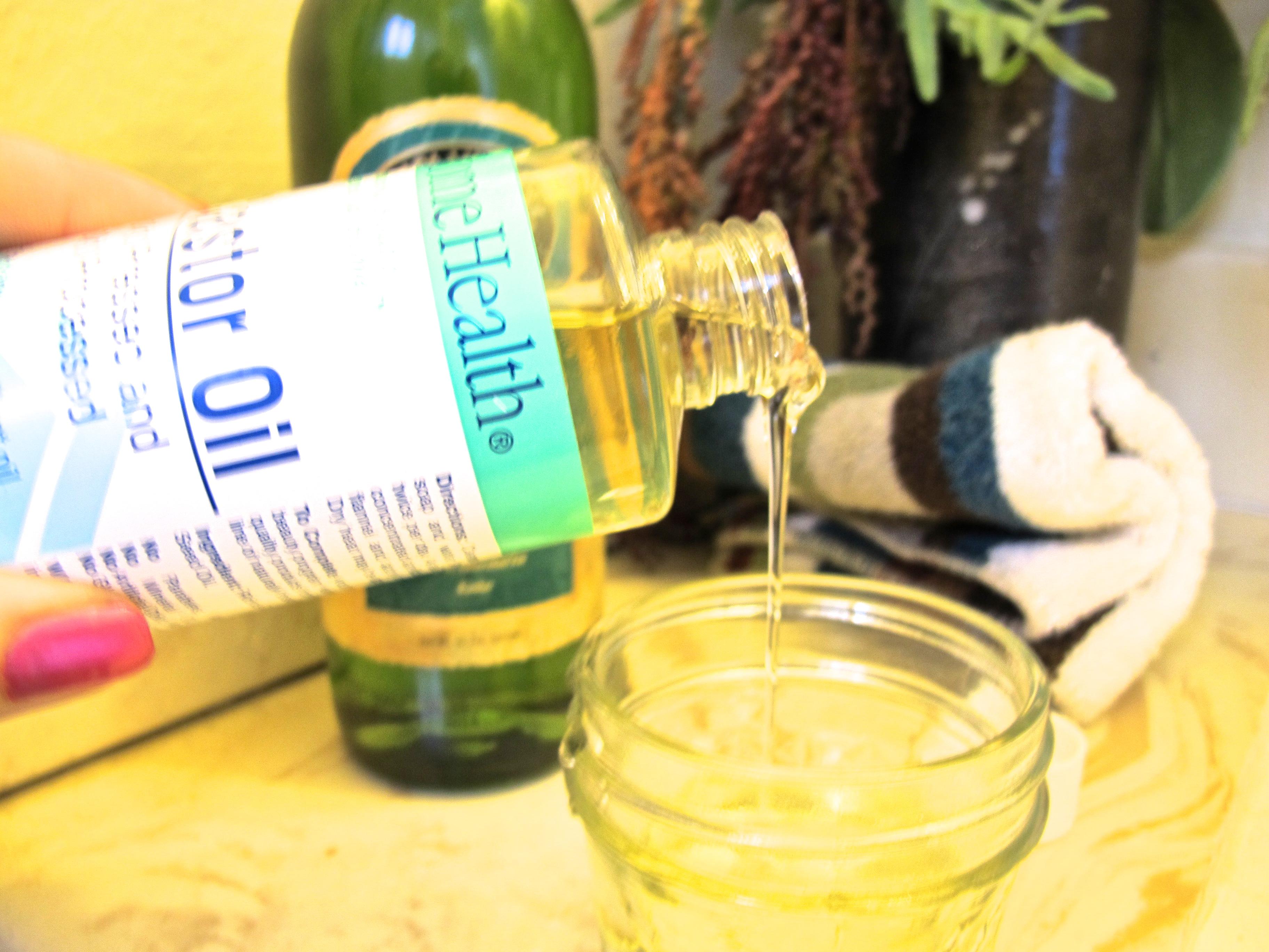 Касторовое масло для лица:отзывы и рекомендации