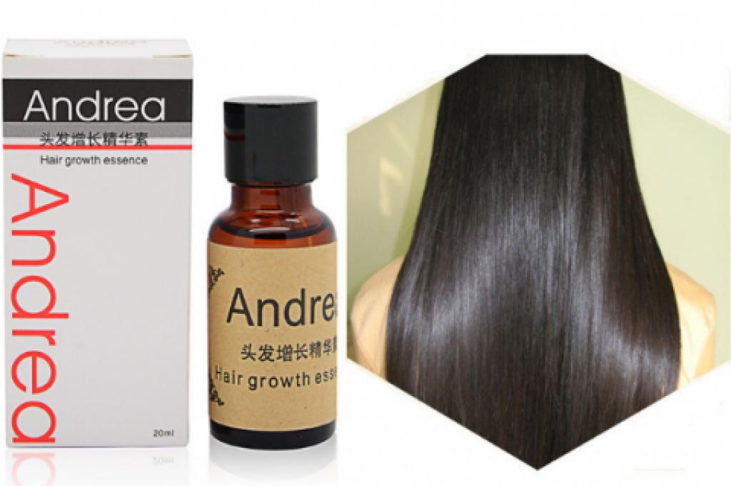 Andrea для роста волос: отзывы девушек после применения