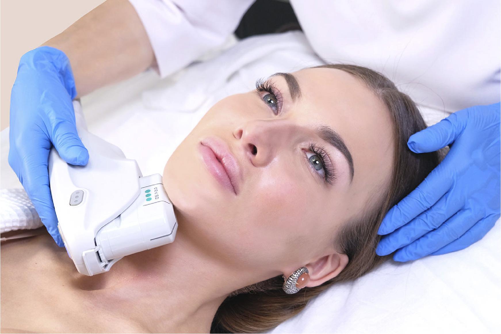 Аппарат для ультразвукового smas-лифтинга лица doublo и 5 его аналогов
