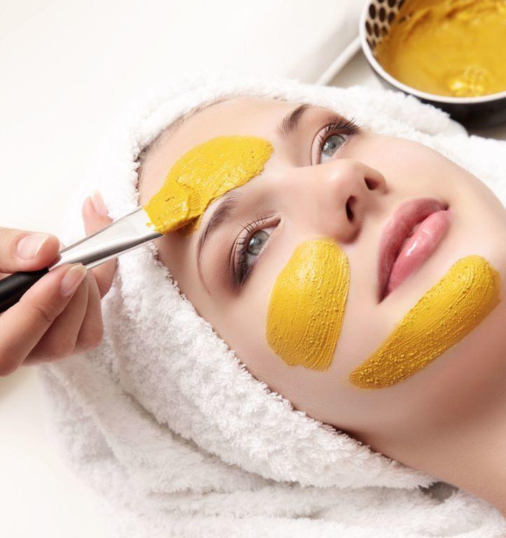 Желтый пилинг – ноу-хау в уходе за лицом