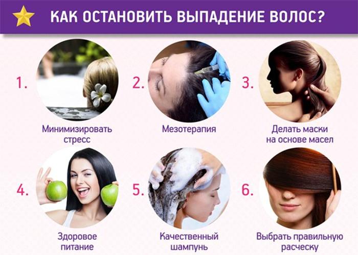 Выпадение волос – что считать нормой?