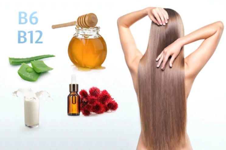 Расти коса до пояса: какие витамины необходимы для быстрого роста волос?