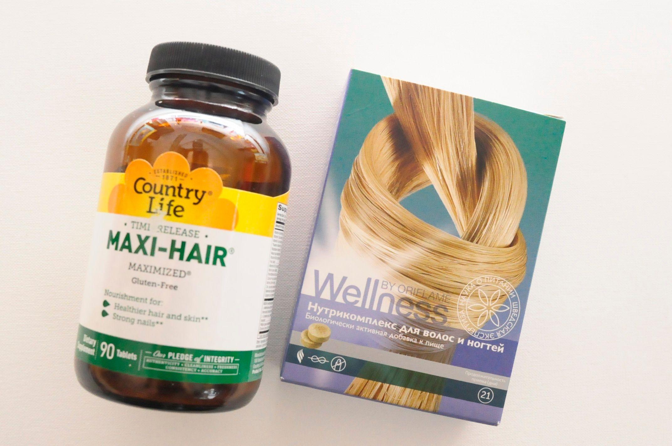 Как правильно подобрать витамины для волос