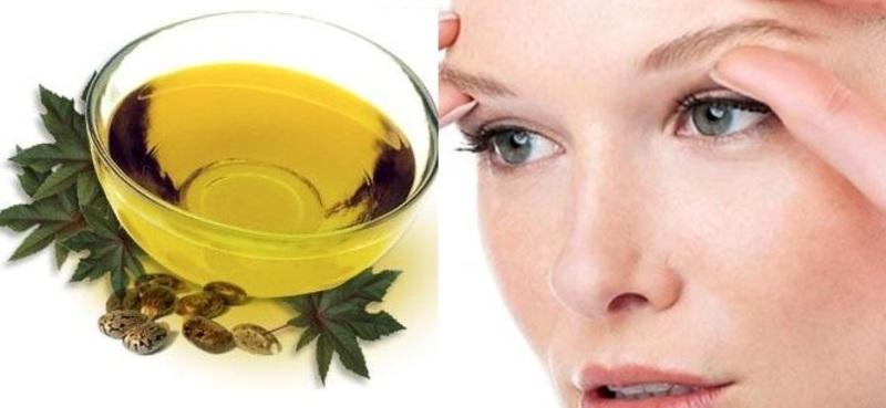 Касторовое масло для лица от морщин: отзывы, способы применения