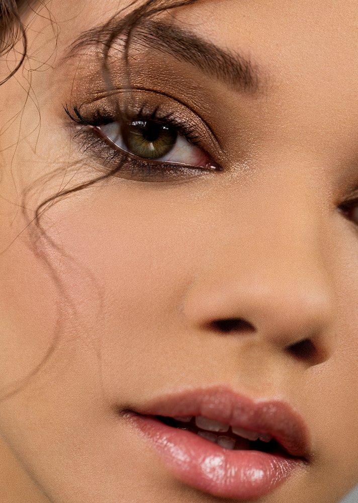 Модный макияж для карих глаз: все секреты! 120 фото