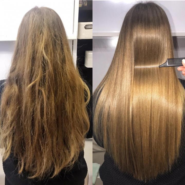 Что такое холодный ботокс для волос, как происходит эта процедура дома и в салоне?