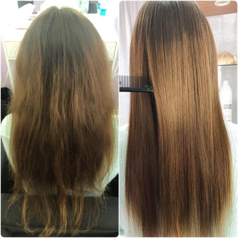 Ботокс для волос — полное описание процедуры