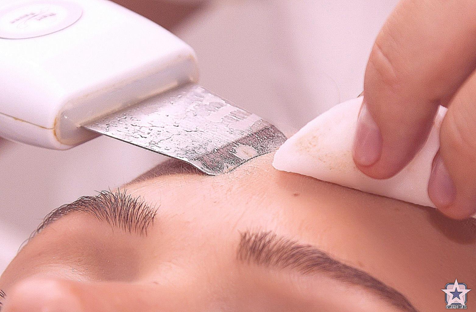 Особенности процедуры ультразвуковой чистки лица с фото и видео